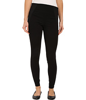 HUE - High Waist Illusion Ponte Leggings