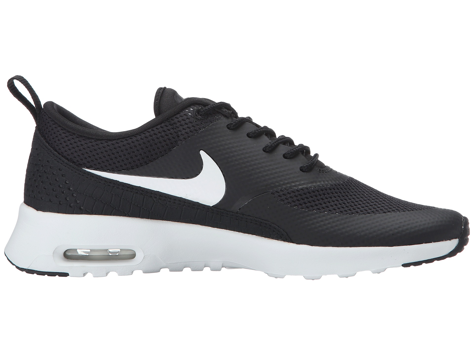 Nike Air Max Thea Ultra Black Black Cool Grey junior Office