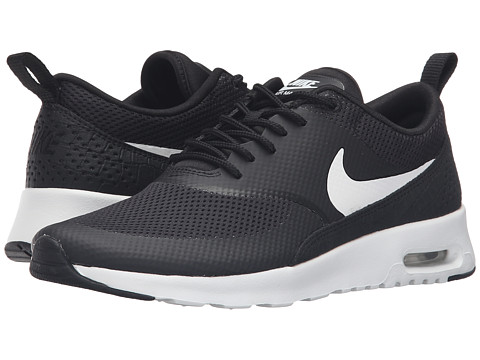 Nike Nike Air Max Thea Trainers In Grey And White Asos