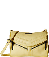 Rampage - Zipper Trapunto Crossbody