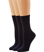 HUE - Ultrasmooth Sock 3 Pack