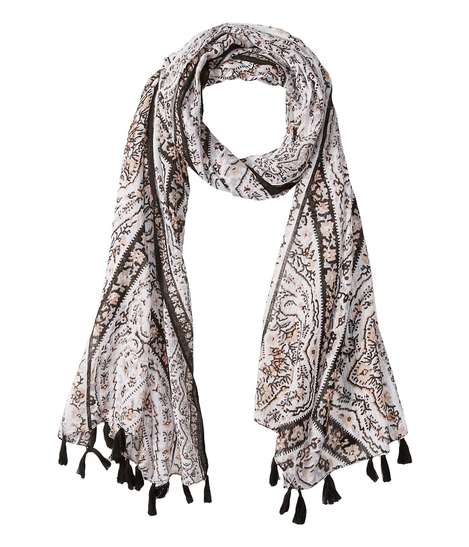 BCBGeneration Fairy Tiles Scarf Cloud Dancer Scarves