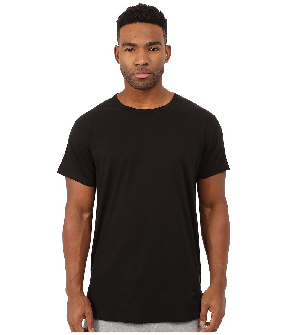 Akomplice Jqoga Tee Black Mens T Shirt