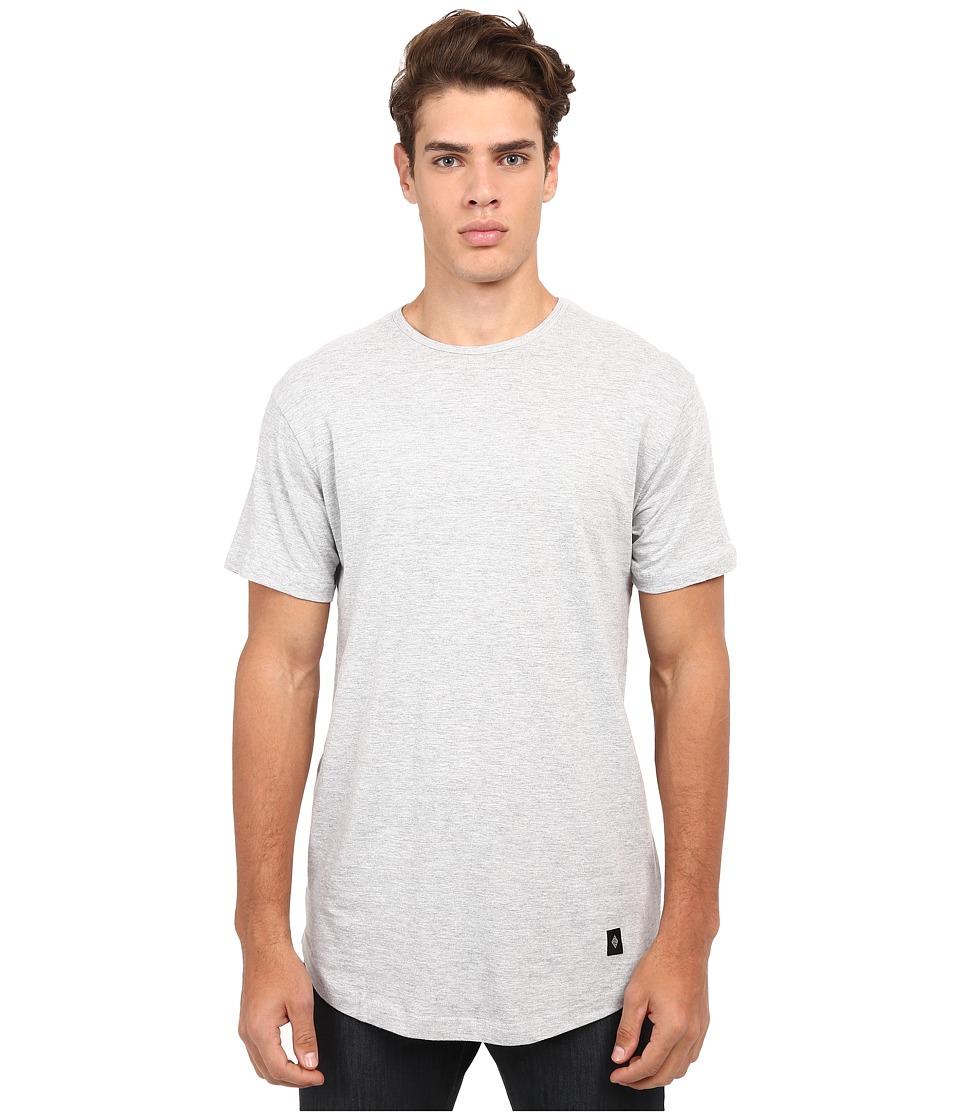 Akomplice Moan Tee Grey Mens T Shirt