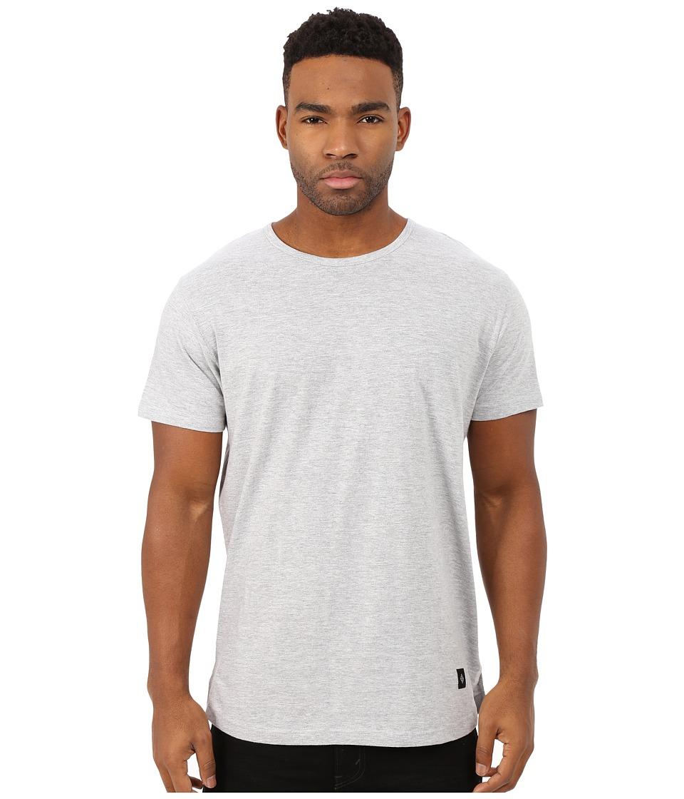 Akomplice Jqoga Tee Grey Mens T Shirt