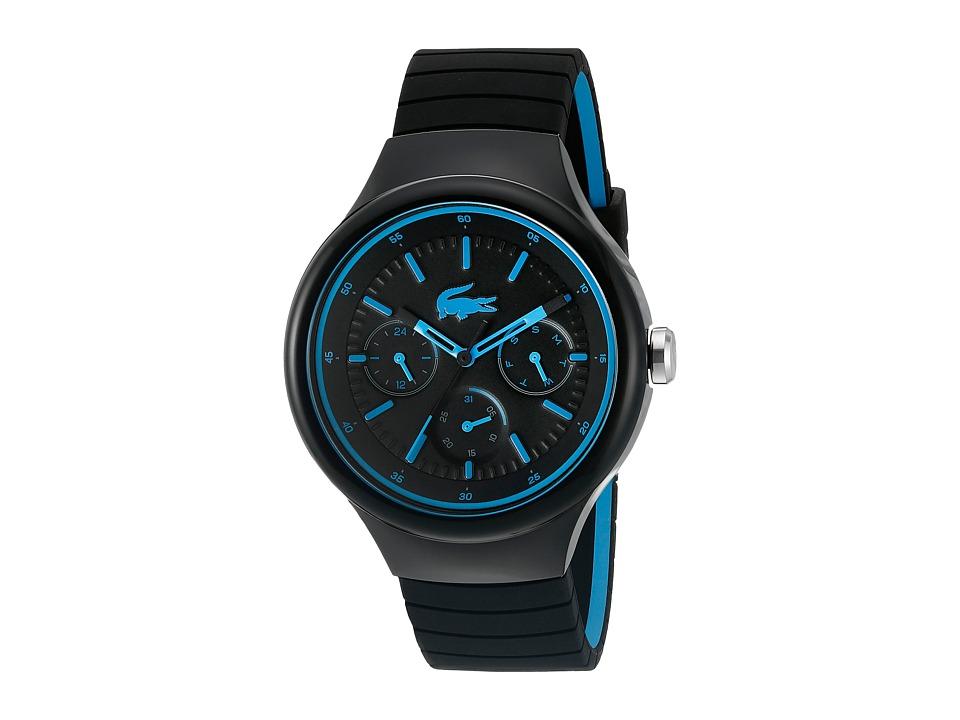Lacoste 2010869 BORNEO Black/Blue Watches