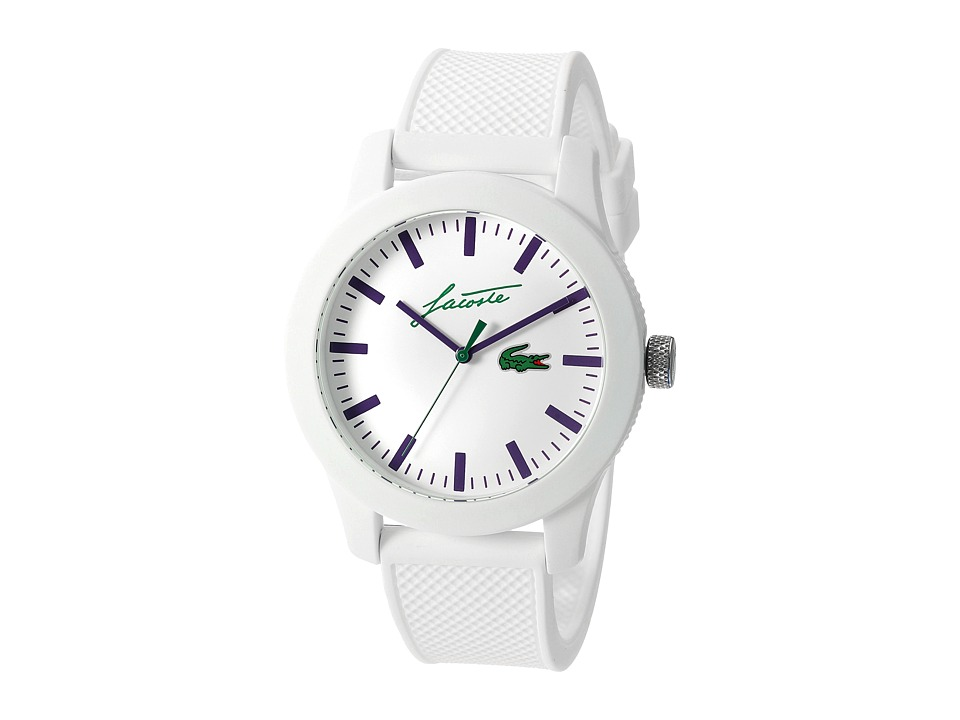 Lacoste 2010861 12.12 White Watches