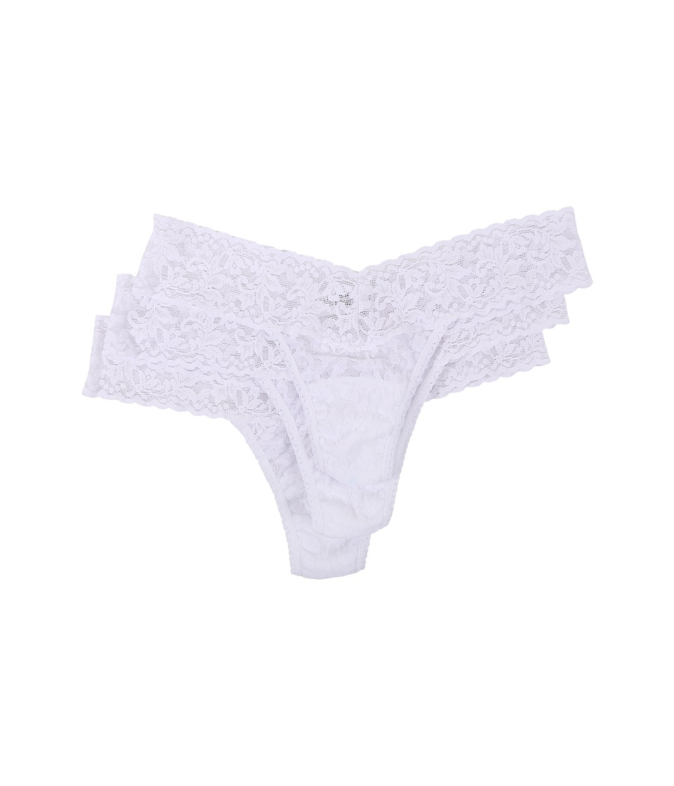 Hanky Panky - 3-Pack Low Rise Thong