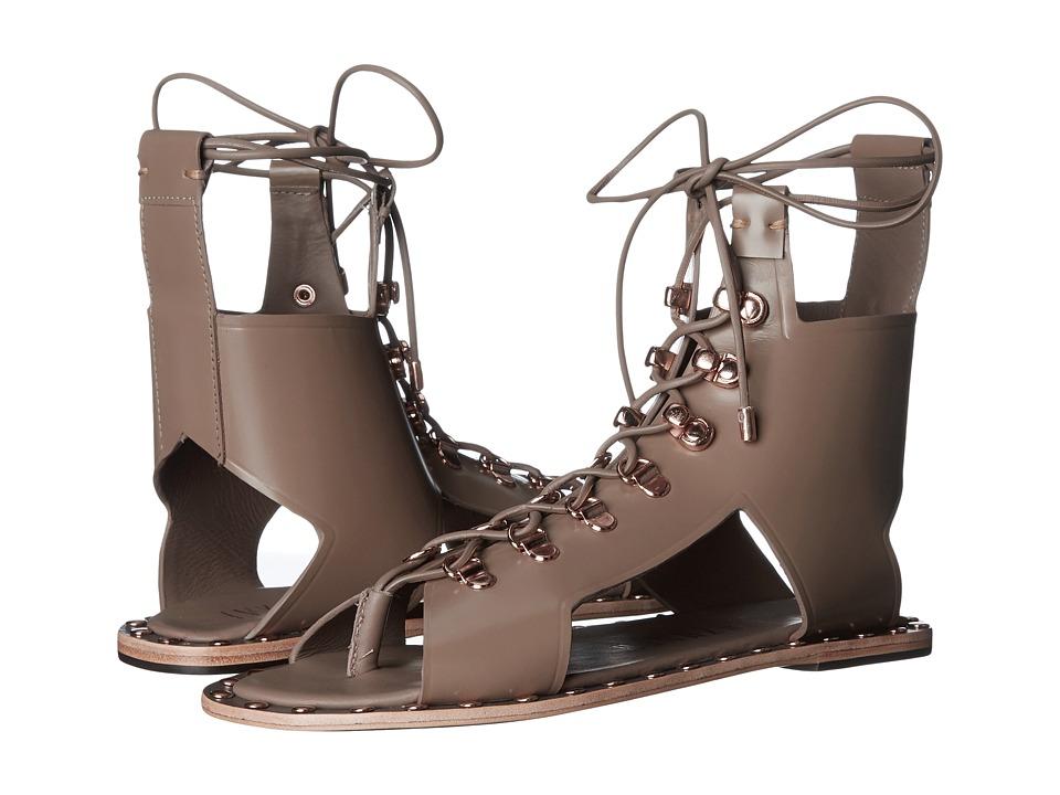 IVY KIRZHNER Skylar Truffle Womens Sandals