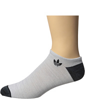 adidas - Originals 3-Pack No Show Sock