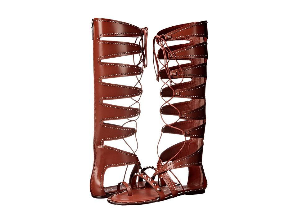 IVY KIRZHNER Sorcerer Rust/Tobbaco Womens Sandals