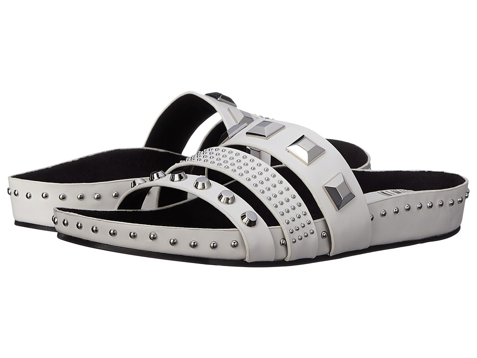 IVY KIRZHNER Tank Bone Womens Slide Shoes