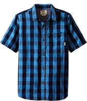 Vans Kids - Milton Short Sleeve Shirt (Big Kids)