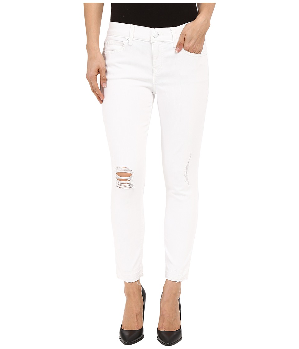 Level 99 Aubrey in White Rush White Rush Womens Jeans