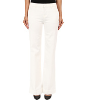 Level 99 - Natasha High Waist Flare in Cream