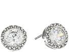LAUREN Ralph Lauren Halo Crystal Stud Earrings