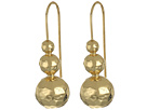 LAUREN Ralph Lauren Bali Organic Bead Linear Earrings
