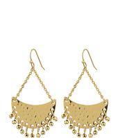 LAUREN Ralph Lauren - Bali Crescent Metal Chandelier Earrings