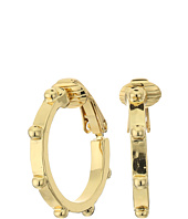 LAUREN Ralph Lauren - Bali Organic Stud Hoop Clip Earrings