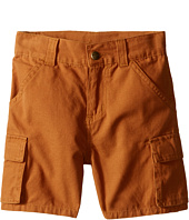 Carhartt Kids - Canvas Cargo Shorts (Toddler)