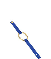 LAUREN Ralph Lauren - Bali Leather Metal Link Bracelet
