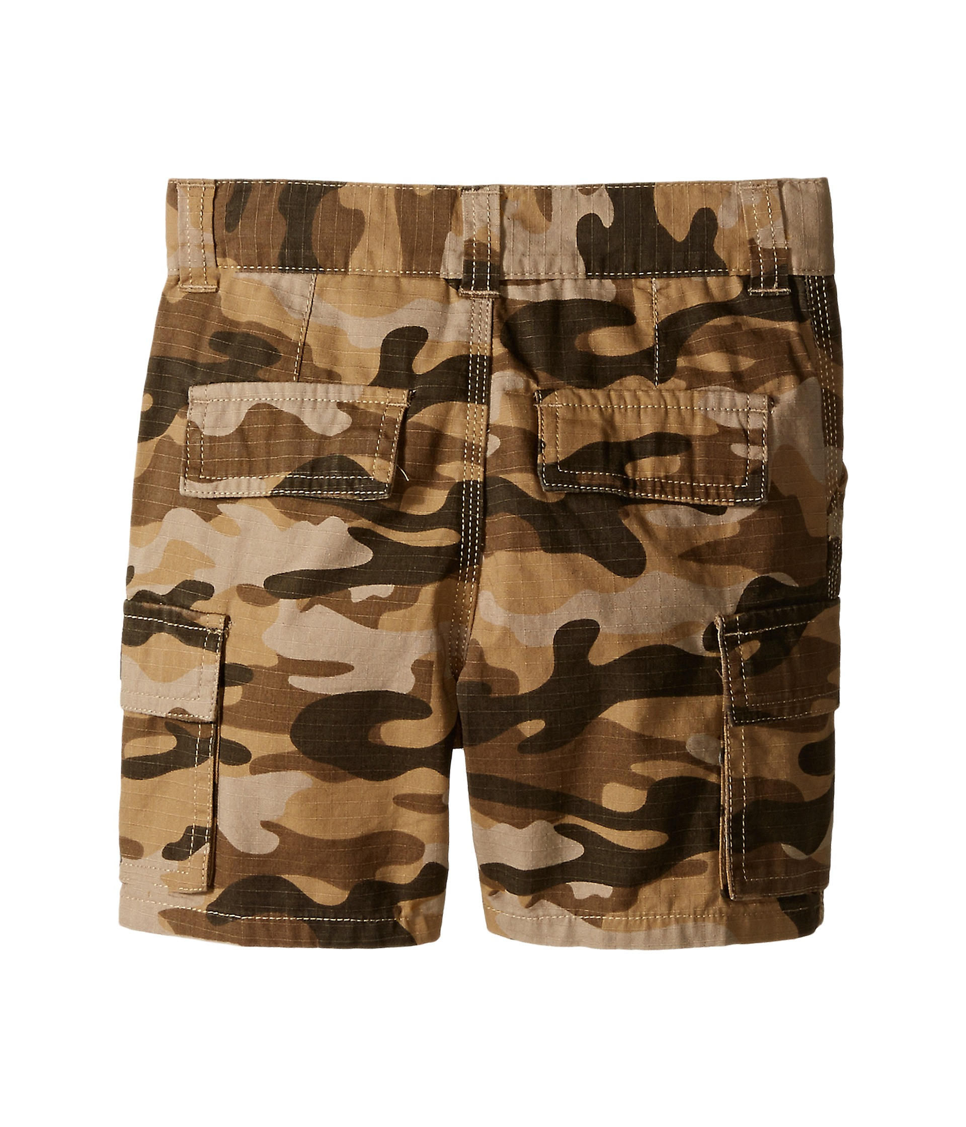 The Camo Cargo Shorts are durable and comfortable shorts for active kids. With a camo design, an adjustable waistband and lots of pockets, these shorts are also shrink and fade resistant - .
