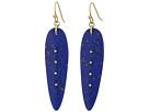 LAUREN Ralph Lauren Capri Elongated Stone Drop Earrings