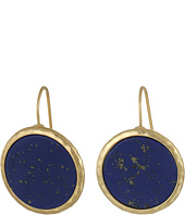 LAUREN Ralph Lauren - Summer Chic Stone Disk Drop Earrings