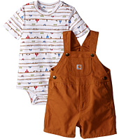 Carhartt Kids - Shortall Set (Infant)