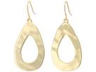 LAUREN Ralph Lauren Amalfi Coast Organic Gypsy Hoop Earrings