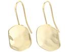 LAUREN Ralph Lauren Amalfi Coast Organic Disk Drop Earrings