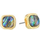 LAUREN Ralph Lauren Coastal Blues Small Stone Stud Earrings