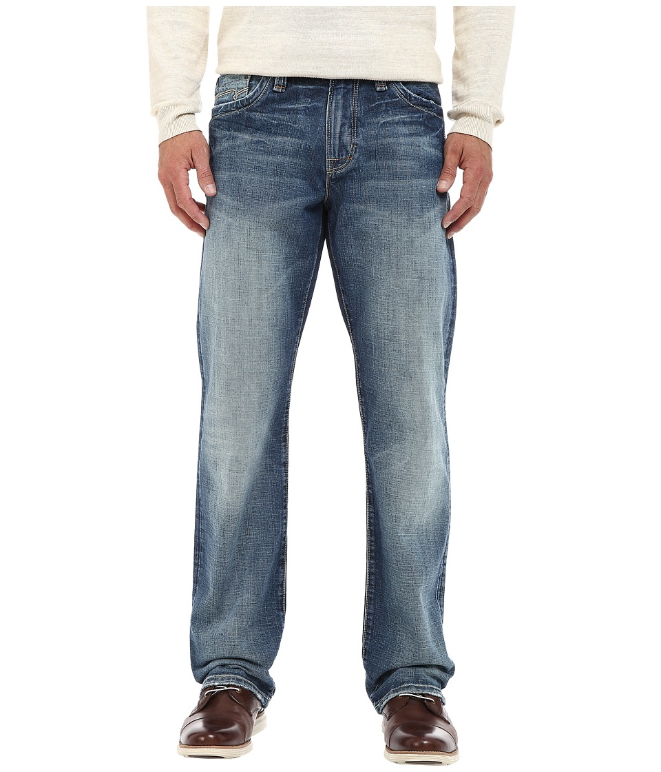 Mavi Jeans Matt Mid Rise Relaxed Jeans in NY Cashmere NY Cashmere Mens Jeans