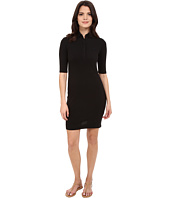 Lacoste - Half Sleeve Pique Polo Dress