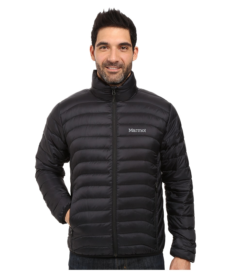 Marmot Tullus Jacket (Black) Men's Coat