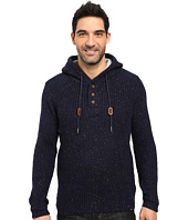 Prana - Hooded Henley Sweater