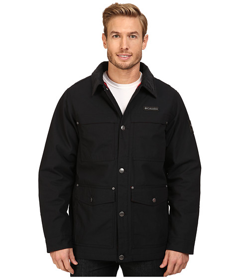 Columbia Loma Vista Flannel - Black