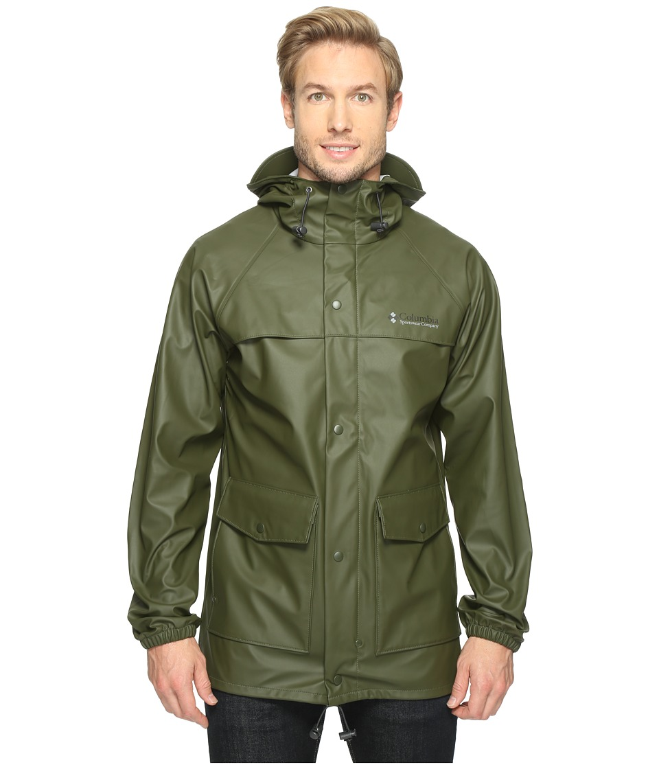 Columbia Ibex Jacket (Surplus Green) Men