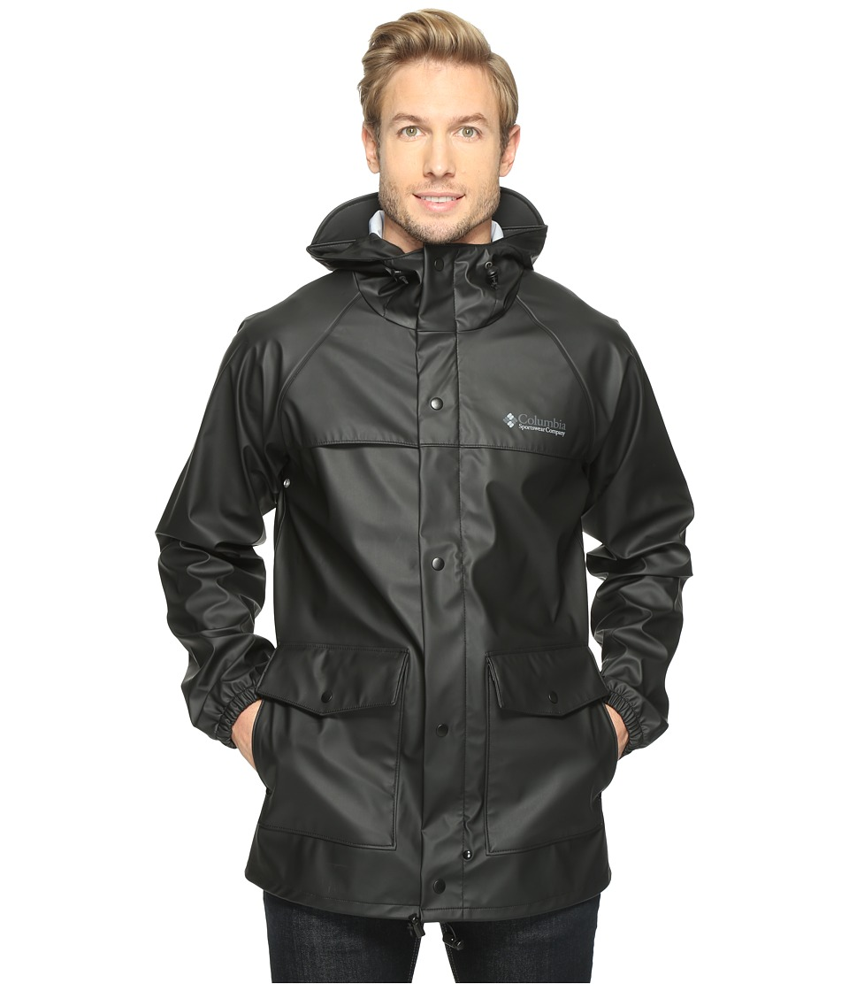 Columbia Ibex Jacket (Black) Men