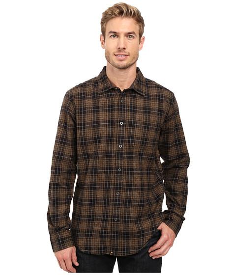 Prana Woodman Long Sleeve Shirt - Desert Khaki