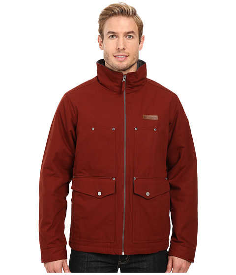 Columbia Loma Vista™ Jacket - Deep Rust