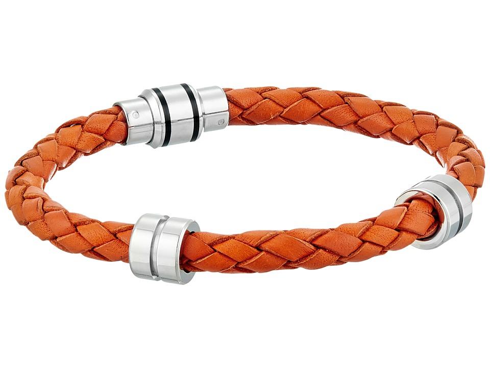 Ted Baker Barranz Orange Mens Belts