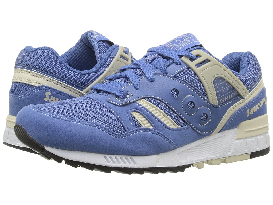Saucony Originals - Grid SD (Light Blue) Men