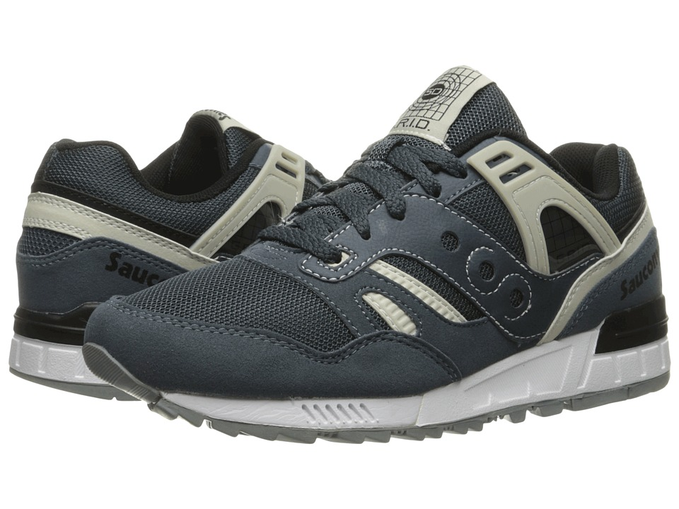Saucony Originals - Grid SD (Charcoal) Men