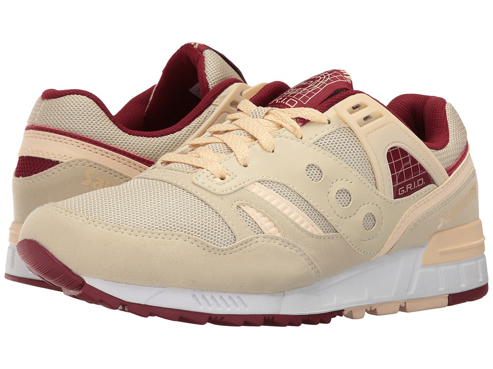 Saucony Originals - Grid SD (Cream) Men