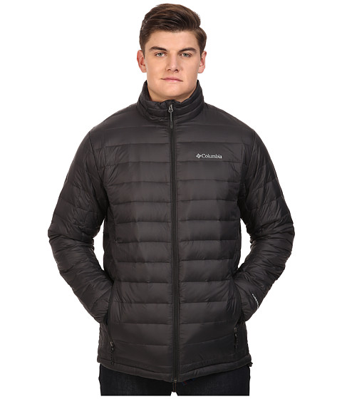 Columbia Voodoo Falls 590 TurboDown Jacket - Tall - Black