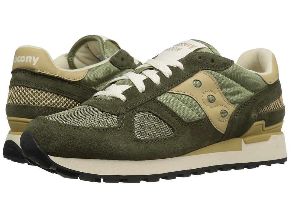 Saucony Originals - Shadow Original (Green) Men
