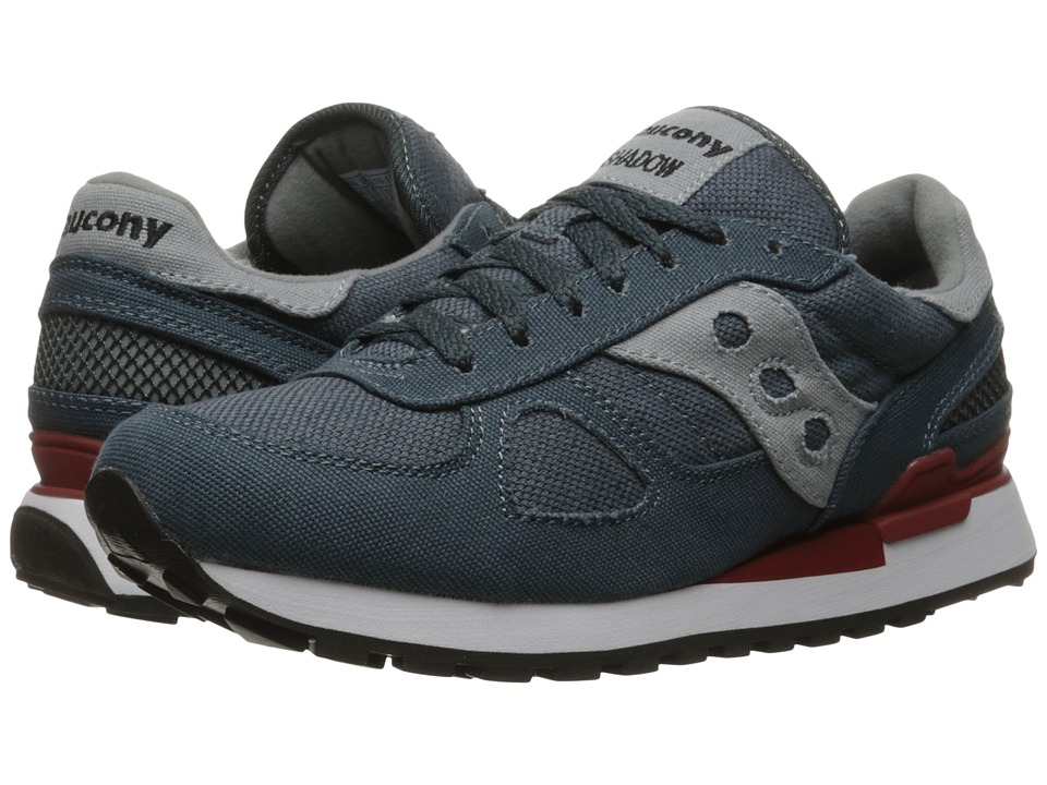 Saucony Originals - Shadow Vegan (Slate) Men