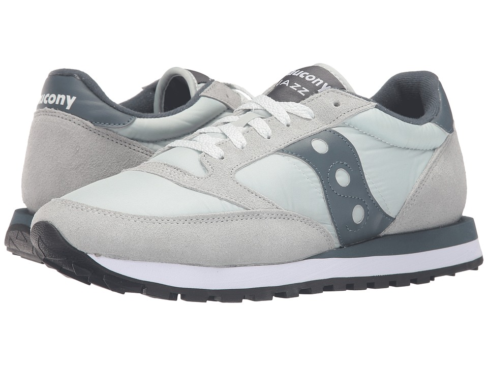 Saucony Originals - Jazz Original (Light Grey/Slate) Men