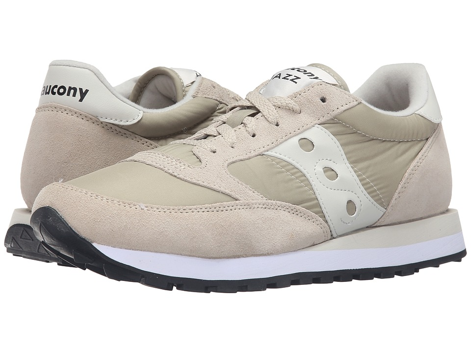 Saucony Originals - Jazz Original (Light Tan) Men